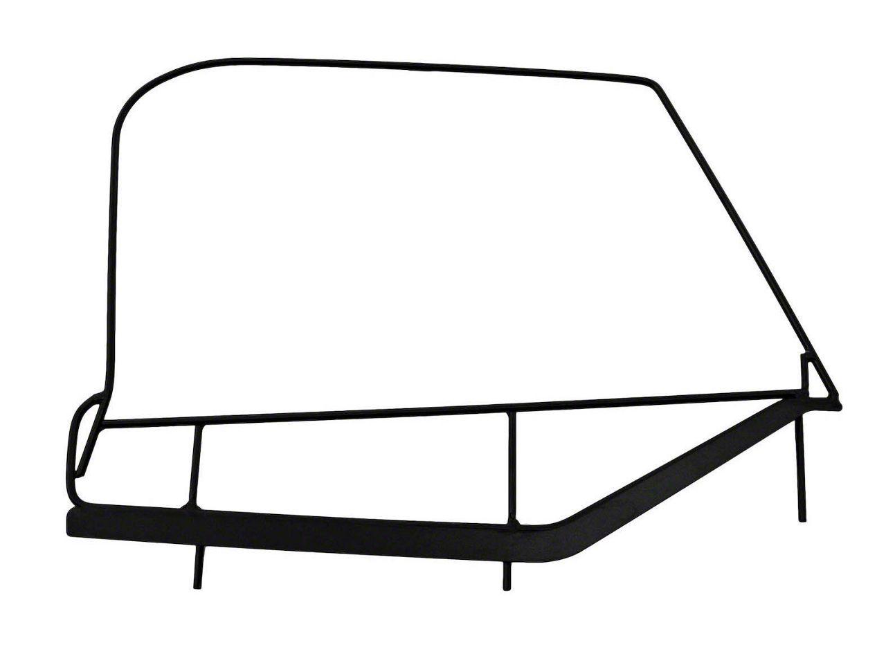RT Off-Road Upper Door Frames (97-06 Jeep Wrangler TJ)