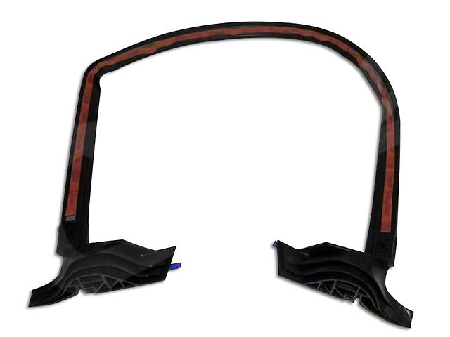 Hard Top Lower Liftgate Glass Seal (07-10 Jeep Wrangler JK)
