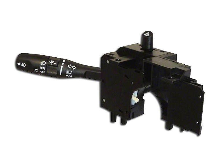 Multifunction Switch (07-10 Jeep Wrangler JK w/o Fog Lights)