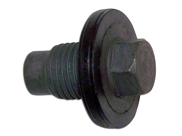Oil Pan Drain Plug (07-18 Jeep Wrangler JK)