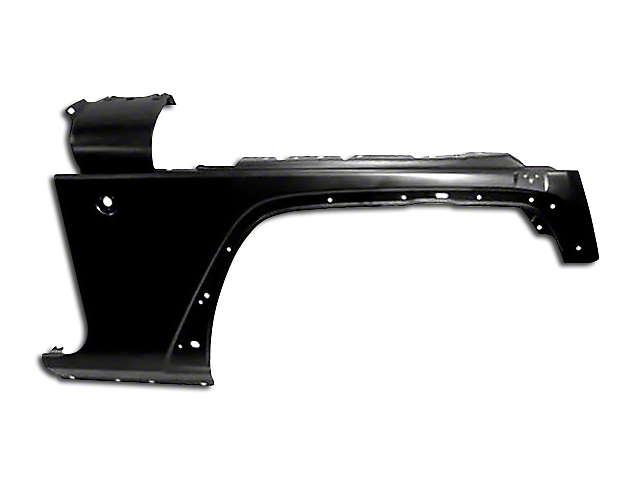 Fender; Front Passenger Side (07-18 Jeep Wrangler JK)
