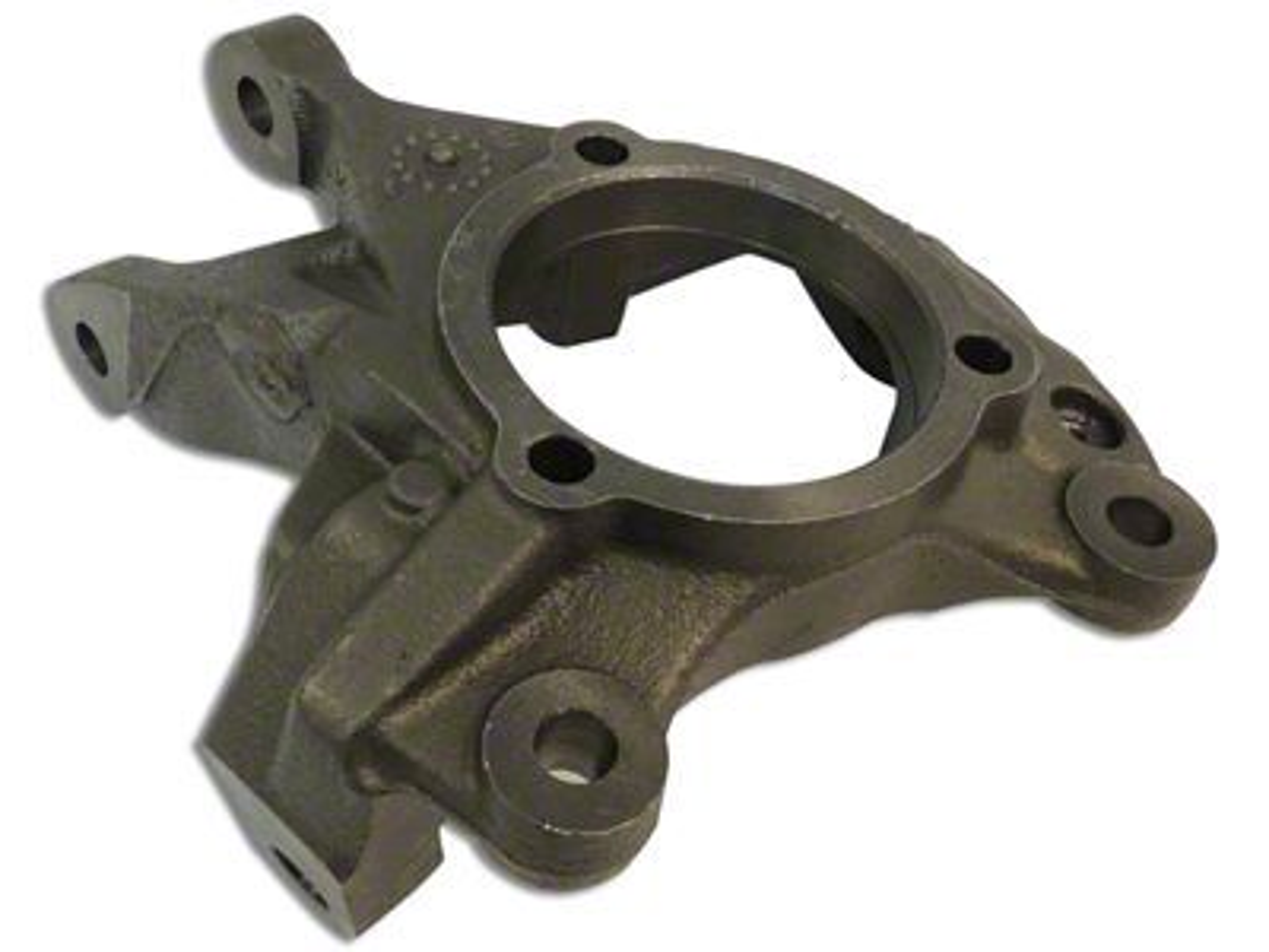 Omix-ADA Right Steering Knuckle (07-18 Jeep Wrangler JK)