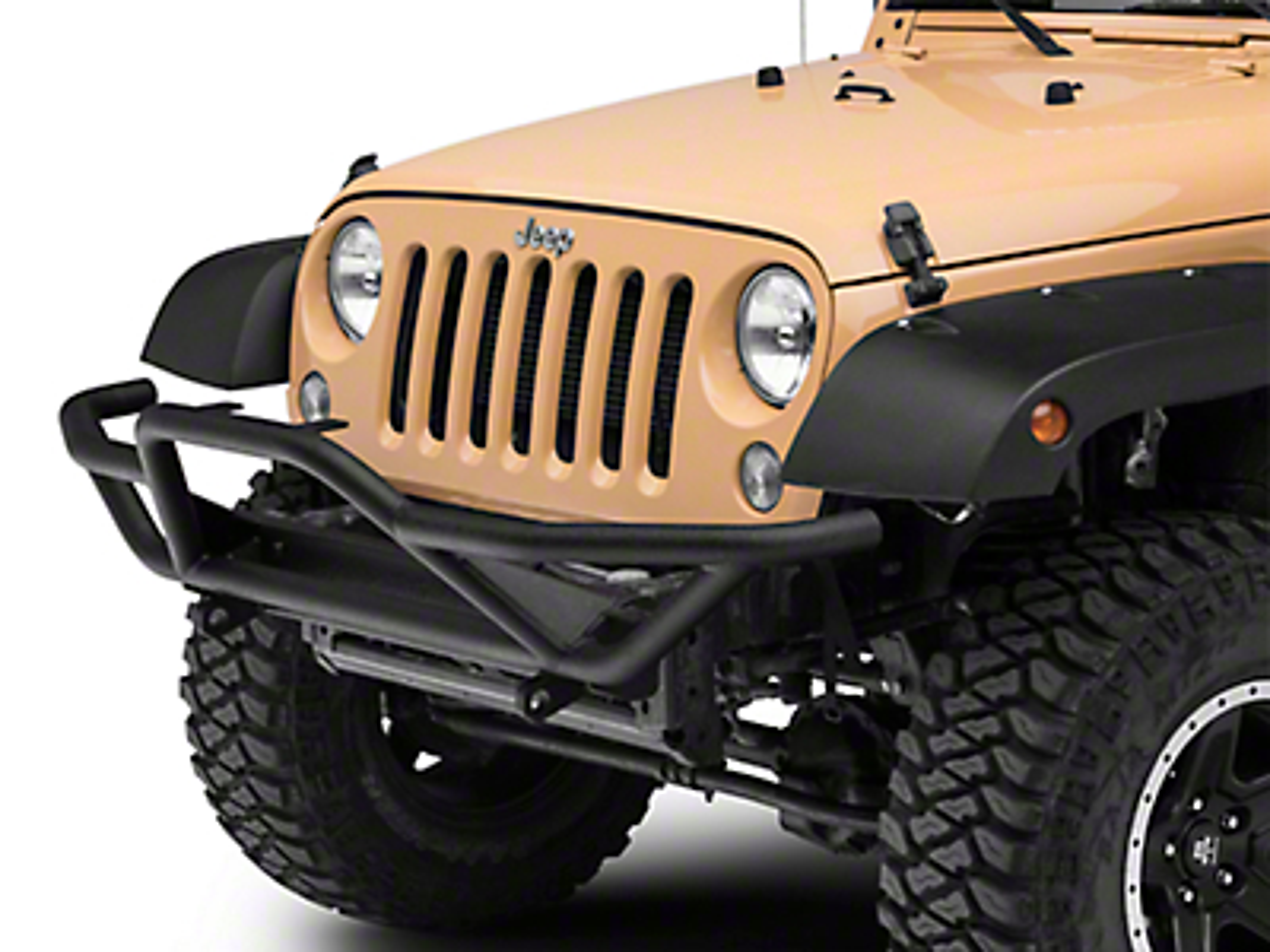 RT Off-Road Rock Crawler Front Bumper (07-18 Jeep Wrangler JK)