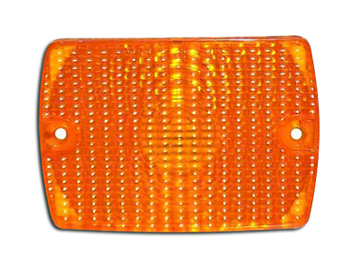Omix-ADA Parking Light - Amber (87-93 Jeep Wrangler YJ)