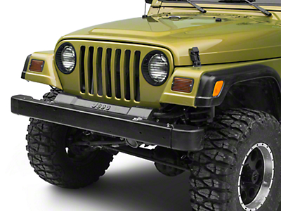 RT Off-Road Stone Guard Set - Billet Black (97-06 Wrangler TJ)