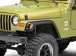Replacement Steel Fender - Left Front (97-06 Jeep Wrangler TJ)
