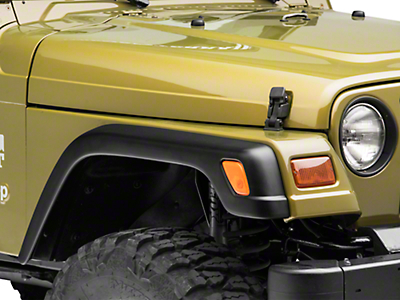 Crown Automotive Replacement Steel Fender - Right Front (97-06 Wrangler TJ)