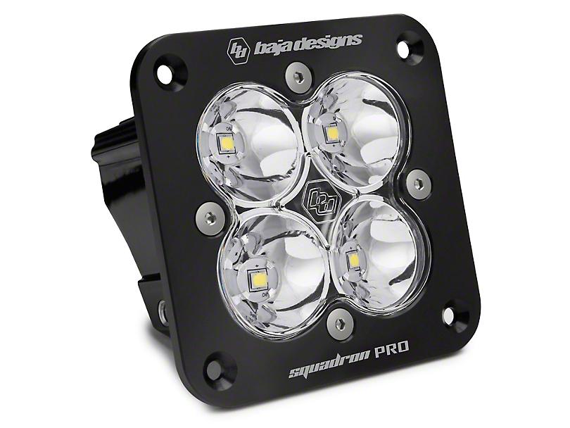 Baja Designs Squadron Pro Flush Mount LED Light - Work/Flood Beam