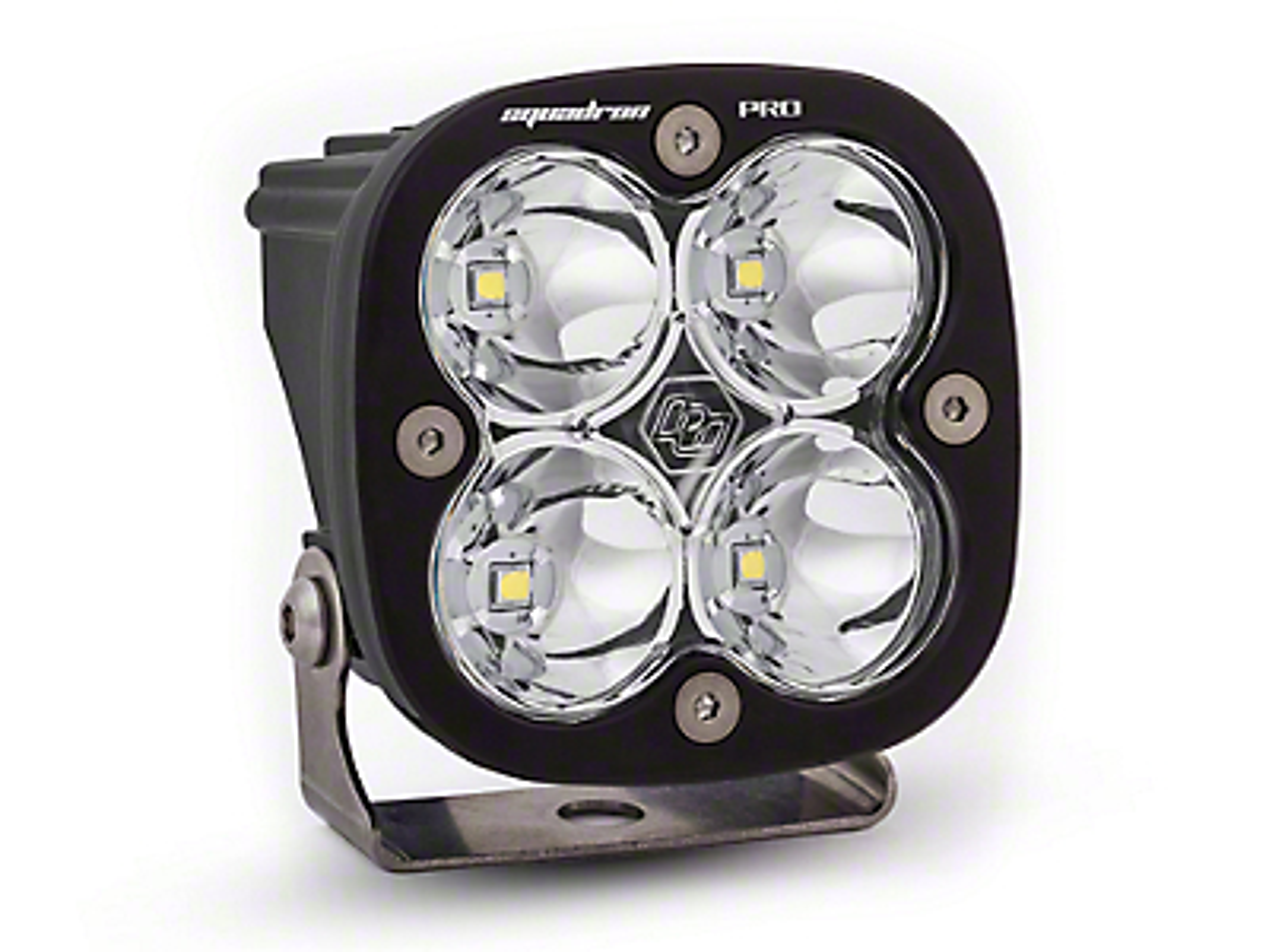 Baja Designs Squadron Pro LED Light - Spot Beam (87-18 Wrangler YJ, TJ, JK & JL)