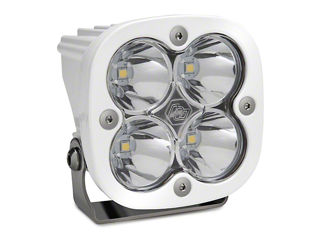 Baja Designs Squadron Pro White LED Light - Spot Beam