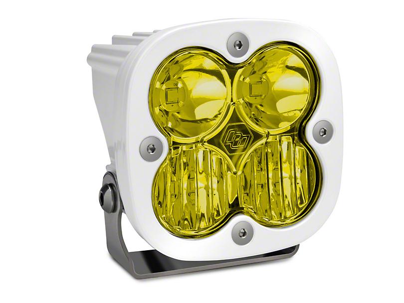 Baja Designs Squadron Pro White Amber LED Light - Driving/Combo Beam