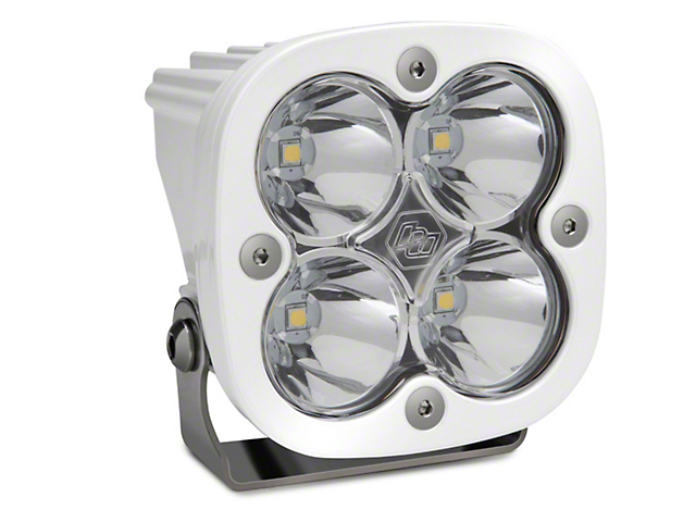 Baja Designs Squadron Pro White LED Light; Work/Flood Beam