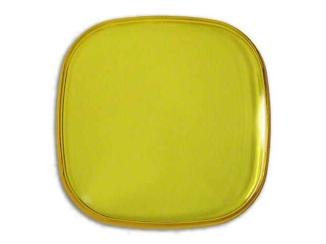 Baja Designs XL LED Light Cover - Amber