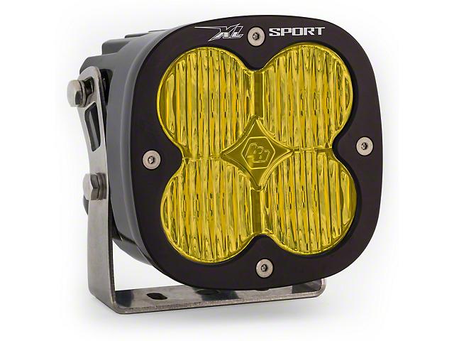 Baja Designs XL Sport Amber LED Light - Wide Cornering Beam