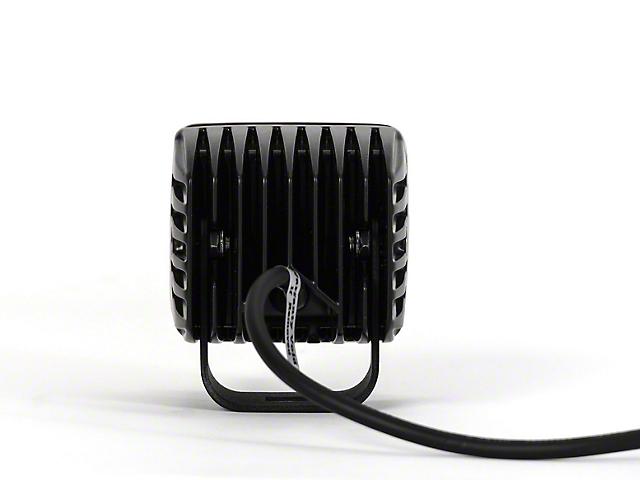 KC HiLiTES 3 in. C-Series C3 LED Cube Light - Flood Beam