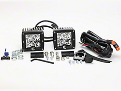 Axial Wrangler H16 to Deutsch Fog Light Wire Harness