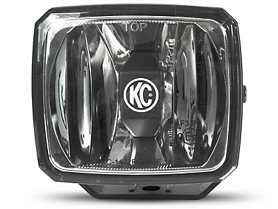 KC HiLiTES 3x4 in. Gravity G34 LED Light - Driving Beam