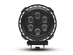 KC HiLiTES 4-Inch LZR Series LED Round Lights; Spot Beam