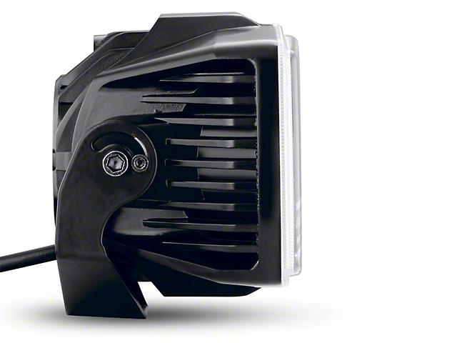 KC HiLiTES 4x6 in. Gravity G46 LED Light - Driving Beam