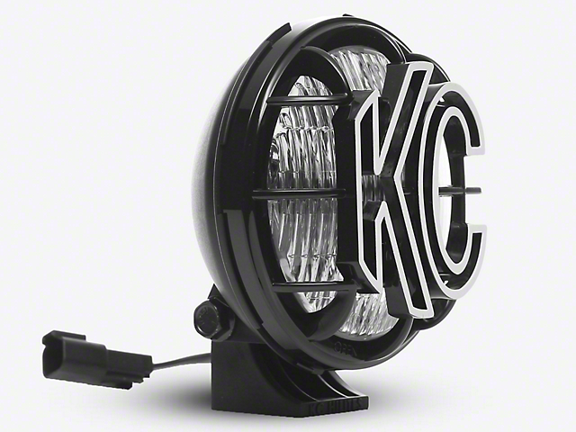 KC HiLiTES 5-Inch Apollo Pro Halogen Light; Fog Beam