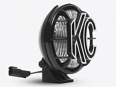 KC HiLiTES 5 in. Apollo Pro Halogen Light - Spot Beam