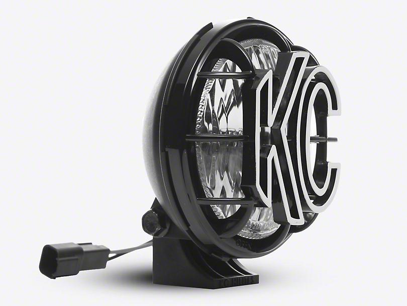 KC HiLiTES 5 in. Apollo Pro Halogen Light - Spread Beam