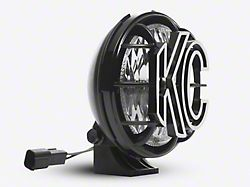 KC HiLiTES 5-Inch Apollo Pro Halogen Light; Spread Beam