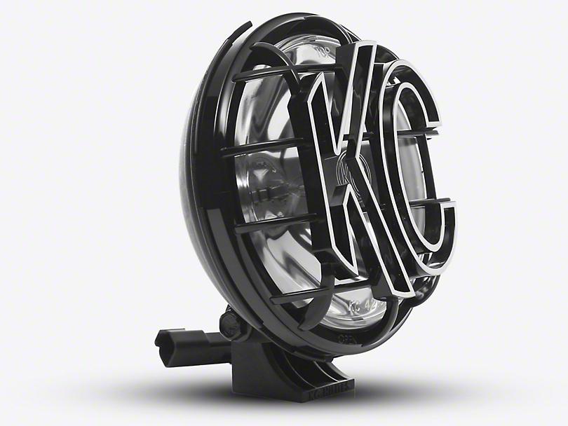 KC HiLiTES 6 in. Apollo Pro Halogen Light - Spot Beam - Single