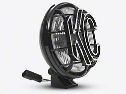 KC HiLiTES 6 in. Apollo Pro Halogen Light - Spread Beam - Single