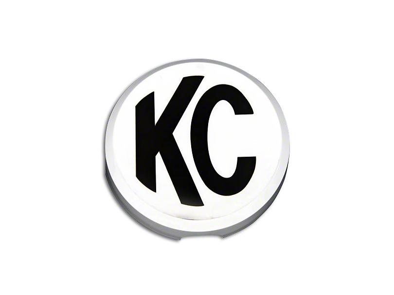 KC HiLiTES 6 in. Daylighter/Slimlite Cover - Black
