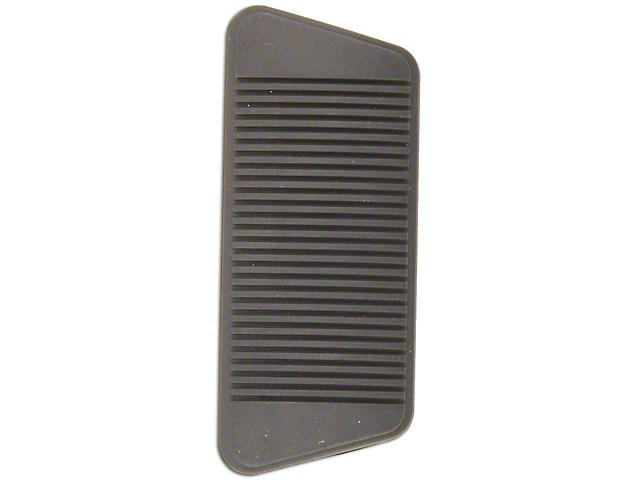 Brake Pedal Pad (87-99 Jeep Wrangler YJ & TJ w/ Automatic Transmission)