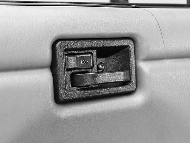 Vintage Inside Door Handle (87-06 Jeep Wrangler YJ & TJ)