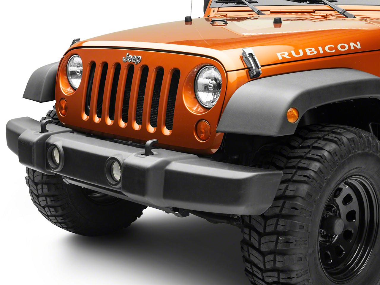 Crown Automotive Front Marker Light - Amber (07-18 Jeep Wrangler JK)