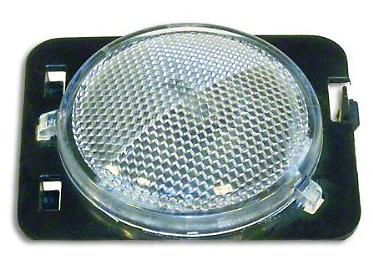 RT Off-Road Front Marker Light - Clear (07-18 Jeep Wrangler JK)