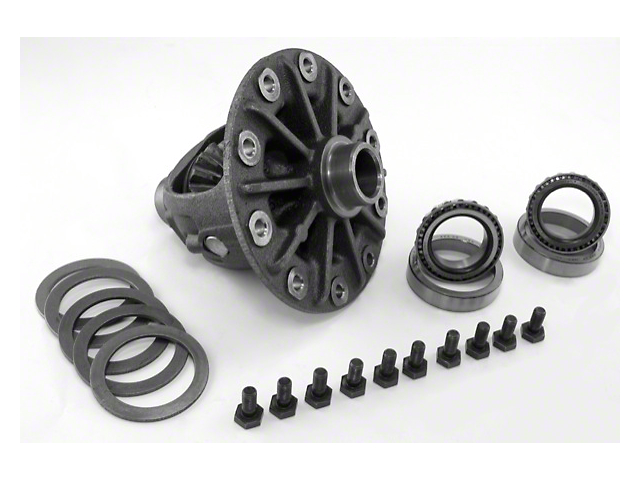 Dana 35 Rear Axle Differential Carrier; 2.73 to 3.07 Gear Ratio (87-93 Jeep Wrangler YJ)