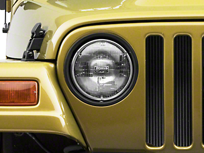 Crown Automotive Headlight Assembly (97-06 Jeep Wrangler TJ)