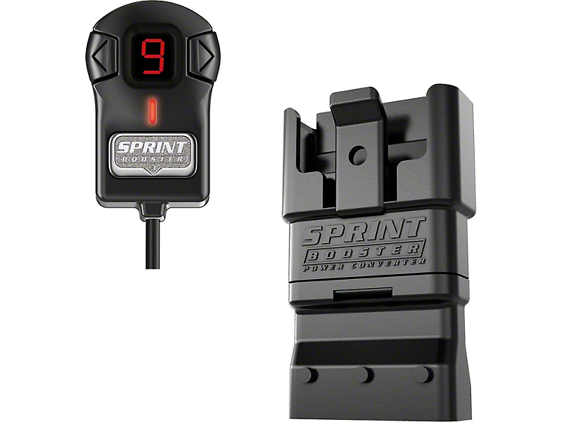 Sprint Booster V3 Power Converter (07-18 Jeep Wrangler JK)