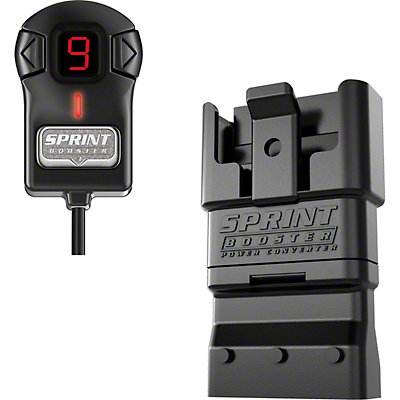 Sprint Booster V3 Power Converter (07-18 Wrangler JK)