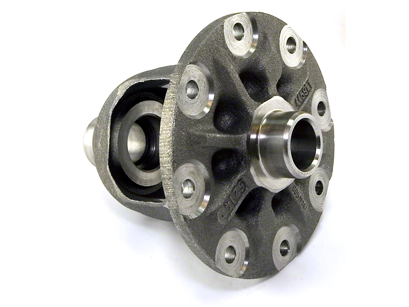 Dana 35 Rear Axle Differential Carrier; 3.55 to 4.56 Gear Ratio (87-06 Jeep Wrangler YJ & TJ)