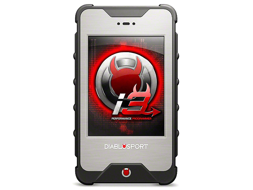 Diablosport inTune i3 Tuner (07-15 Jeep Wrangler JK)