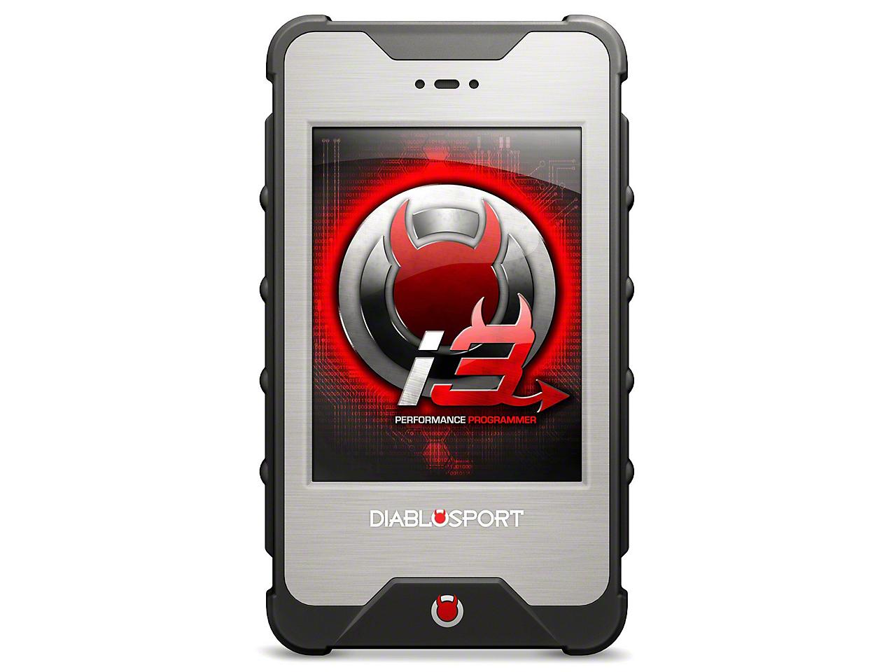 Diablosport inTune i3 Tuner (07-15 Wrangler JK)