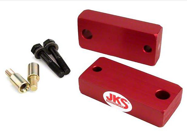 JKS 1 in. Budget Motor Mount (87-06 Wrangler YJ & TJ)