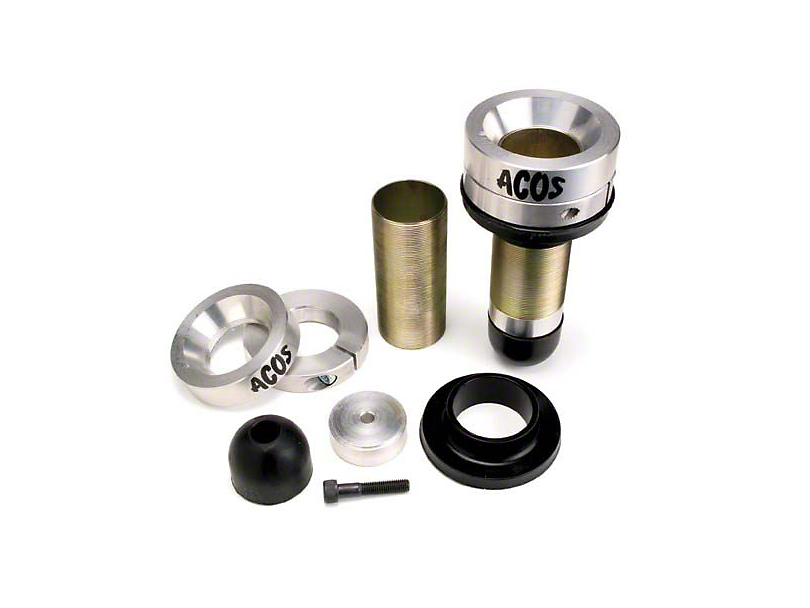 JKS Adjustable Front Coil-Over Spacer (97-06 Jeep Wrangler TJ)