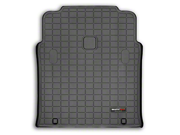 Weathertech DigitalFit Cargo Liner - Black (04-06 Jeep Wrangler TJ Unlimited)