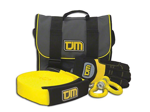 TJM Snatch Strap Kit