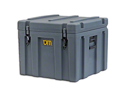 TJM Spacecase Storage Container - 21.5x21.5x17.5 in. (87-18 Wrangler YJ, TJ, JK & JL)