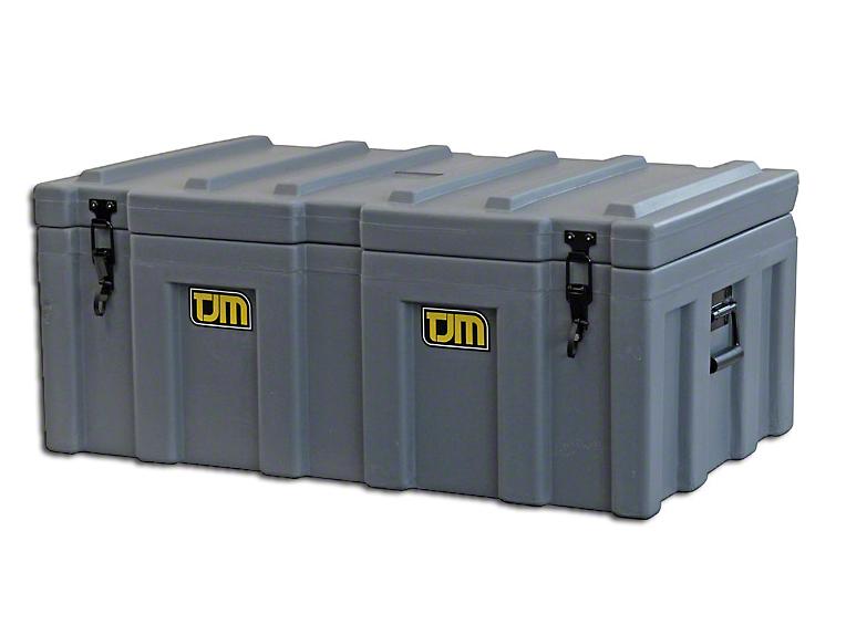 TJM Spacecase Storage Container - 35.5x21.5x15.5 in. (87-18 Wrangler YJ, TJ, JK & JL)
