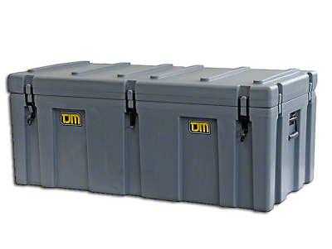 TJM Spacecase Storage Container - 43.25x21.5x17.5 in. (87-18 Wrangler YJ, TJ, JK & JL)
