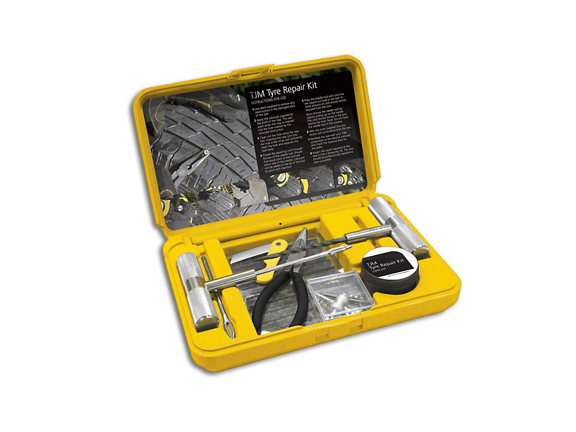 TJM Tire Repair Kit