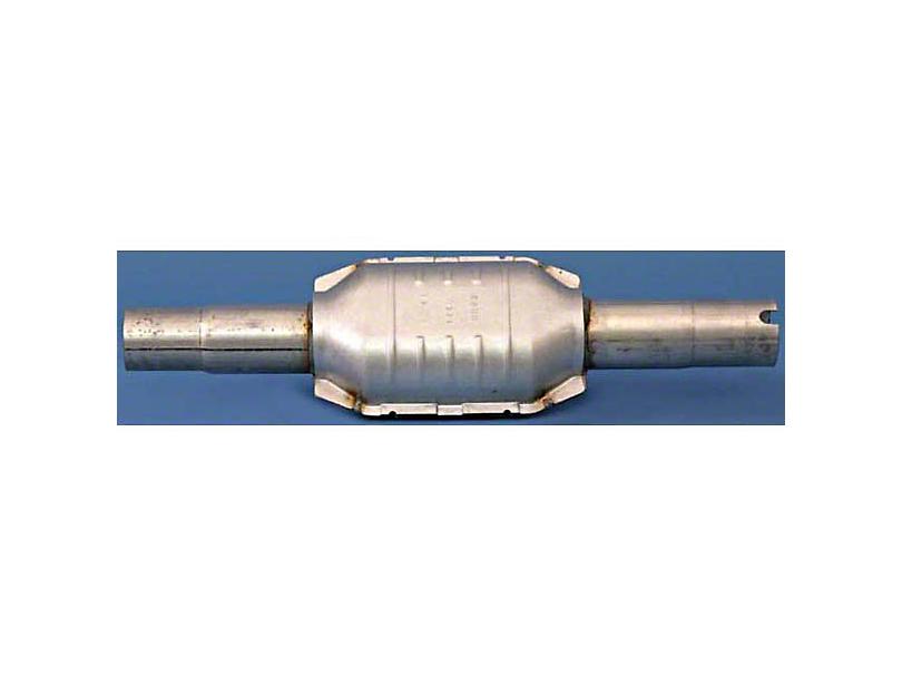 Catalytic Converter (93-95 2.5L & 4.0L Jeep Wrangler YJ)